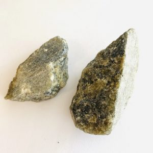"Raw Labradorite 1-2"""