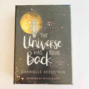 The Universe has your Back deck