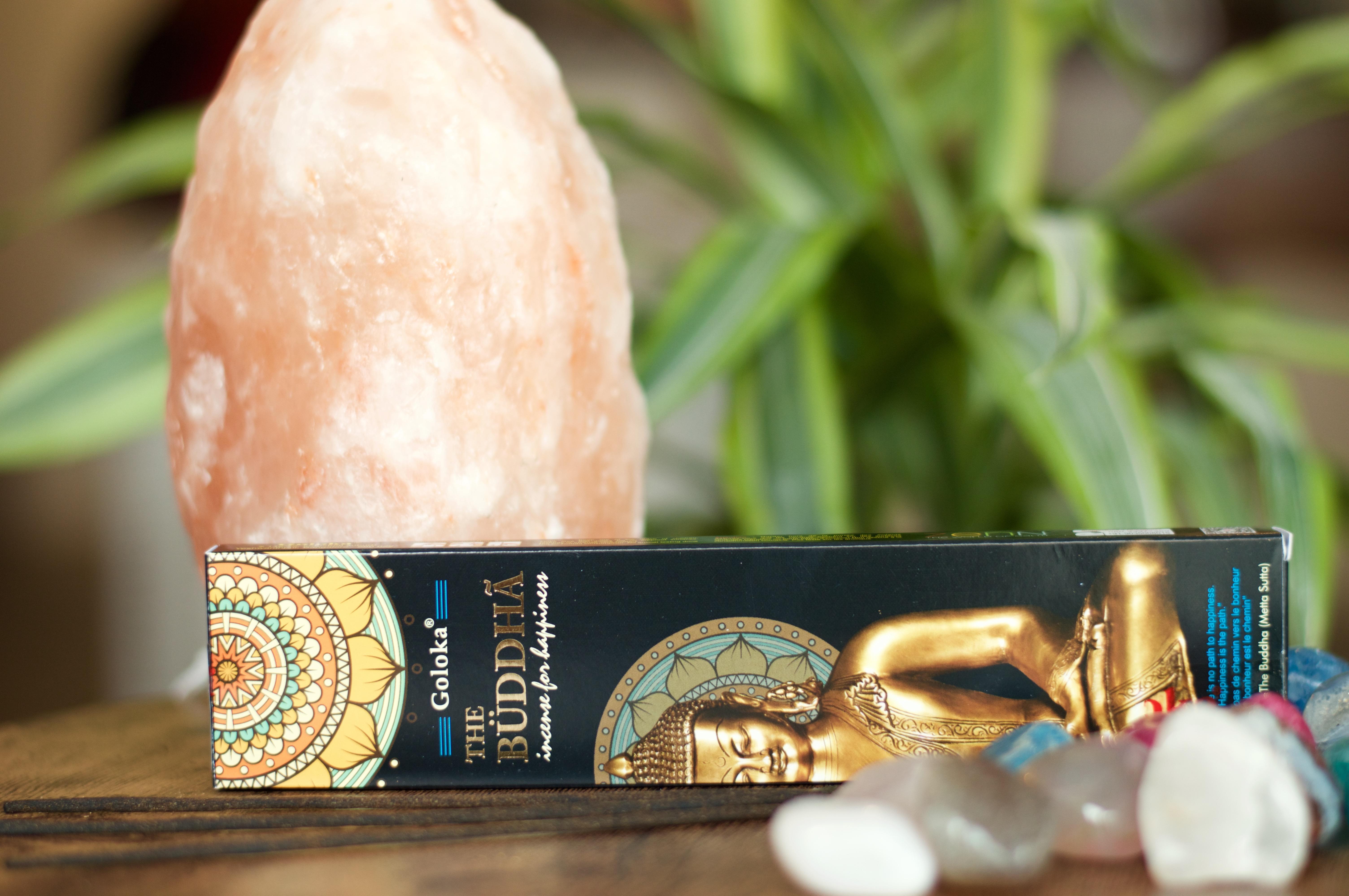 Goloka Buddha Incense