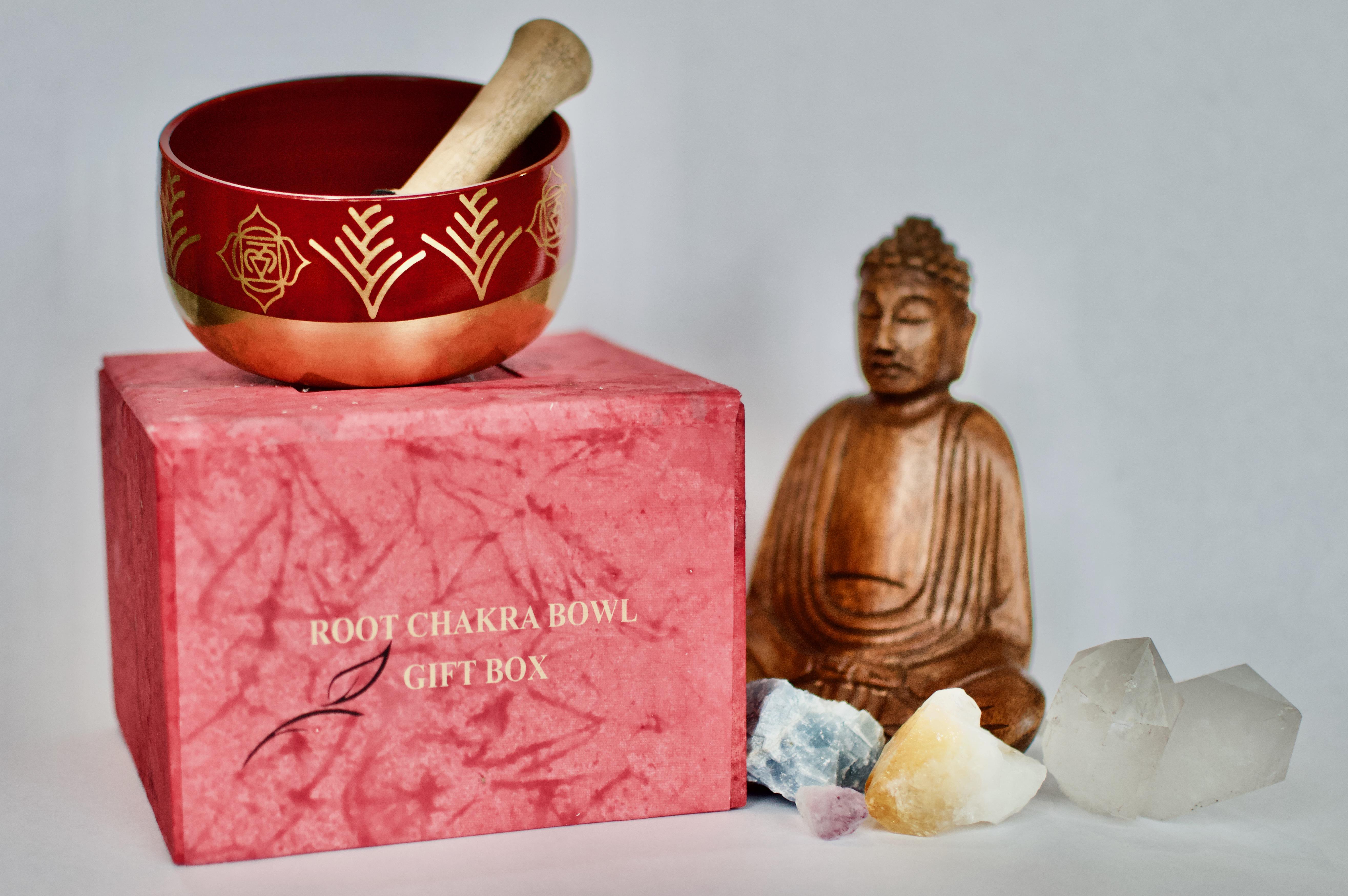 Chakra Singing Bowls Gift Sets